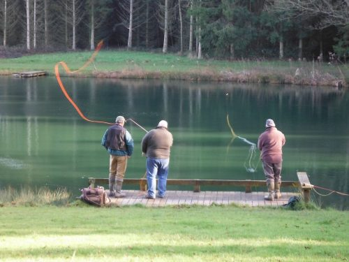Beginners Casting/Supported Fishing Session @ Lenches Lakes | England | United Kingdom