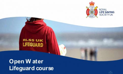 Open Water Lifeguard Course @ Lenches Lakes | England | United Kingdom