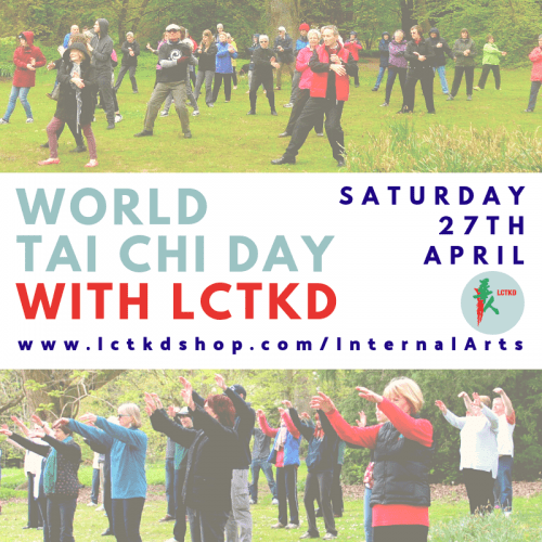 World Tai Chi Day @ Lenches Lakes | England | United Kingdom