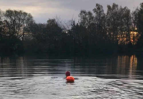 Winter Open Water Swim Saturday Session 3 - 12.00 pm @ Lenches Lakes | England | United Kingdom